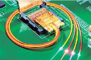 Παλμοί λέιζερ θα μεταδίδουν τεράστιο όγκο δεδομένων μέσα από καλώδια οπτικών ινών σε λίγα δευτερόλεπτα