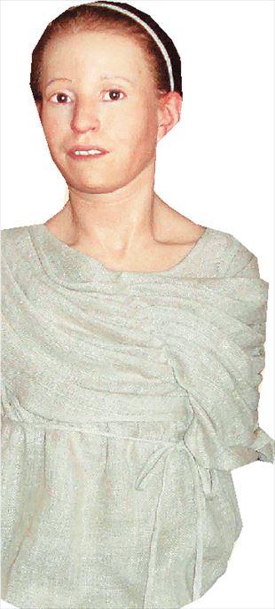 Πρόσωπο του 2011 η αρχαία Μύρτις