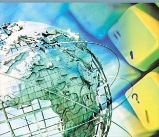 Με την τηλεπληροφορική «παίζουμε στα δάχτυλα την παγκοσμιοποίηση» ή το αντίστροφο;