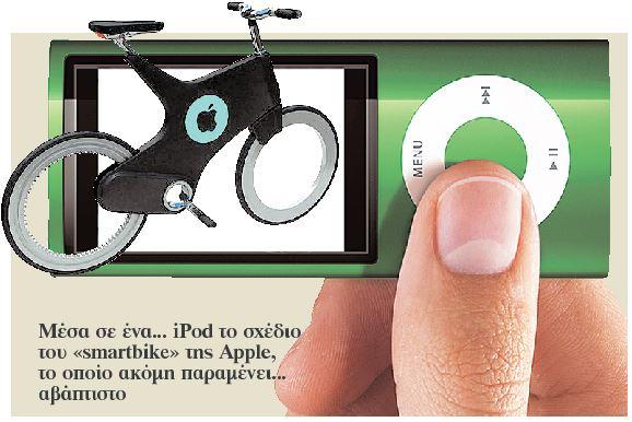 Apple Smartbike