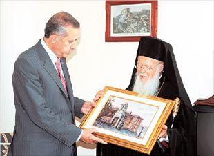 Η μυστική συμφωνία Ερντογάν – Βαρθολομαίου