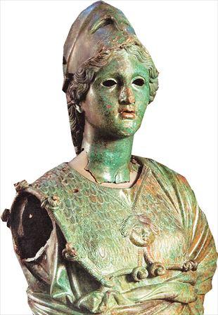 Είσαι θεά, Αθηνά μου!