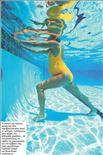 Οι έγκυοι που κάνουν ακόμη και ήπια αεροβική άσκηση, όπως το κολύμπι, τουλάχιστον τρεις φορές την εβδομάδα χαρίζουν... εξ  αντανακλάσεως τα οφέλη της γυμναστικής και στα έμβρυά τους, όπως χαμηλότερο καρδιακό παλμό και δυνατότερο καρδιακό μυ