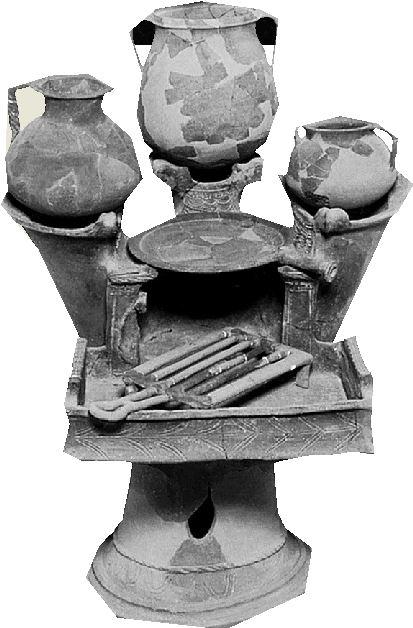 «Έσπαγαν» πιάτα στην (αρχαία) ταβέρνα