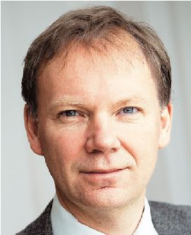 Ο καθηγητής Επιστημονικής Οπτικοποίησης στο Πανεπιστήμιο του Λίνσεπινγκ δρ Άντερς Ίνερμαν