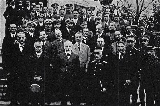 100 χρόνια από το κίνημα Εθνικής Αμυνας στη Θεσσαλονίκη