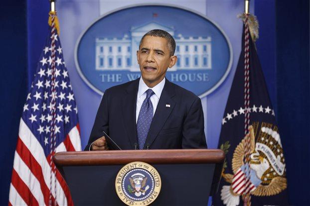 Ομπάμα: Στάση πληρωμών θα προκαλούσε χάος - Θα πληρώσουμε τα χρέη μας